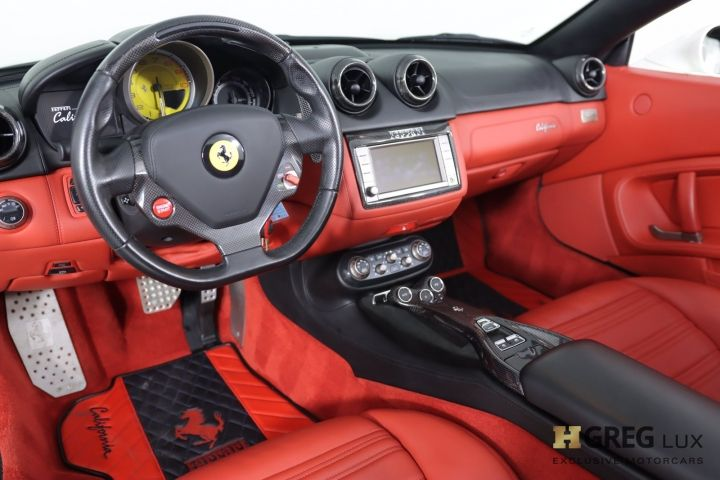 2012 Ferrari California  #1