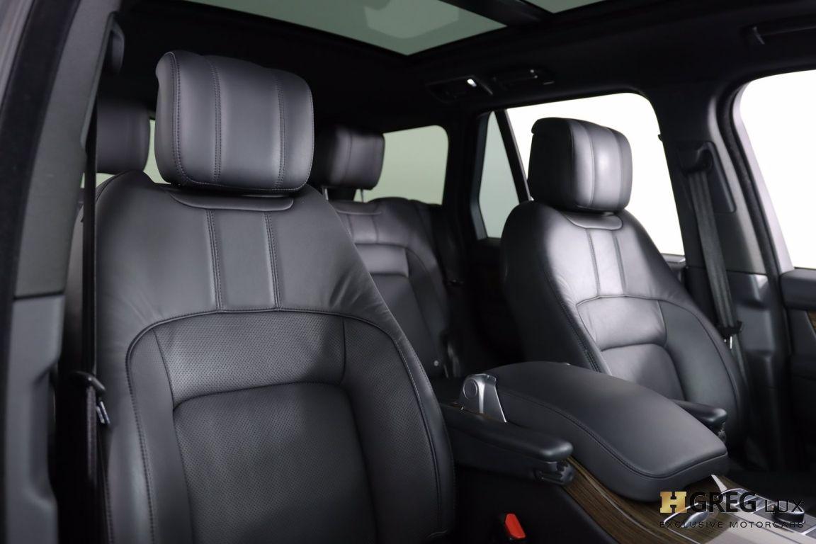 2018 Land Rover Range Rover 5.0L V8 Supercharged #34