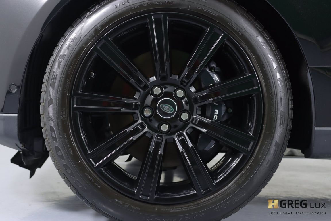 2018 Land Rover Range Rover 5.0L V8 Supercharged #26