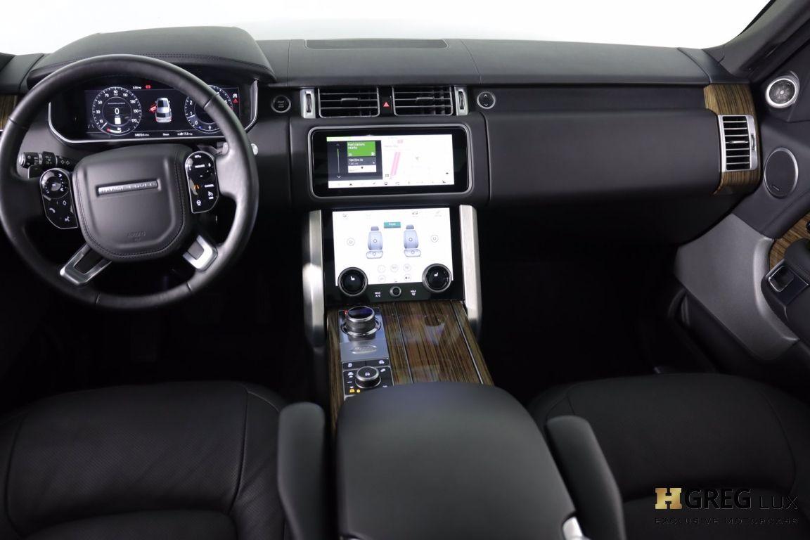 2018 Land Rover Range Rover 5.0L V8 Supercharged #53