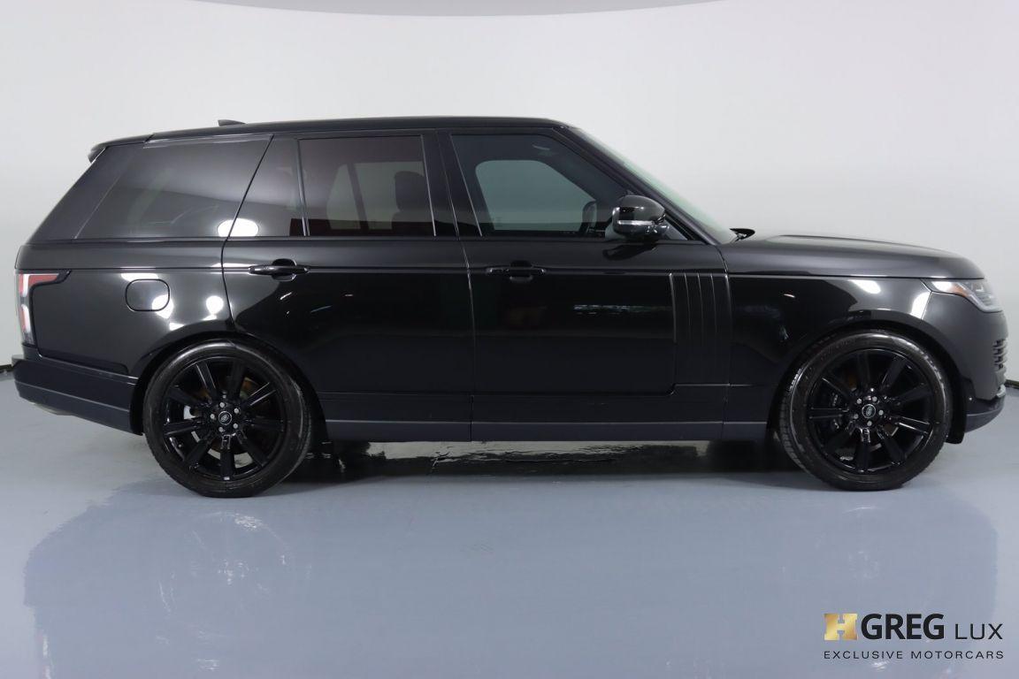 2018 Land Rover Range Rover 5.0L V8 Supercharged #12