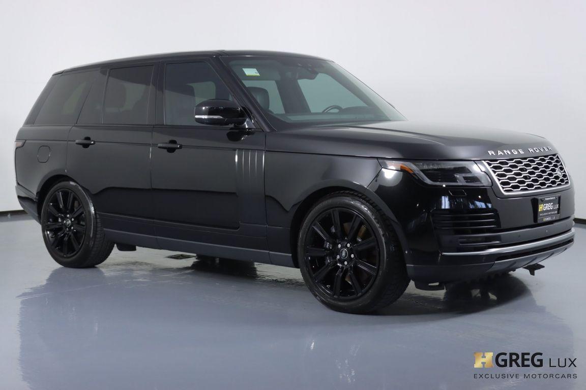 2018 Land Rover Range Rover 5.0L V8 Supercharged #11