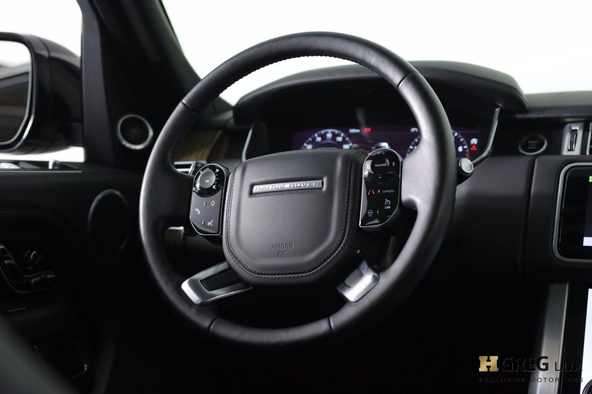 2018 Land Rover Range Rover 5.0L V8 Supercharged #55