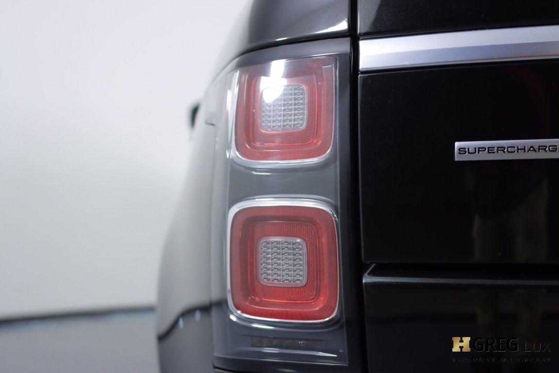 2018 Land Rover Range Rover 5.0L V8 Supercharged #19