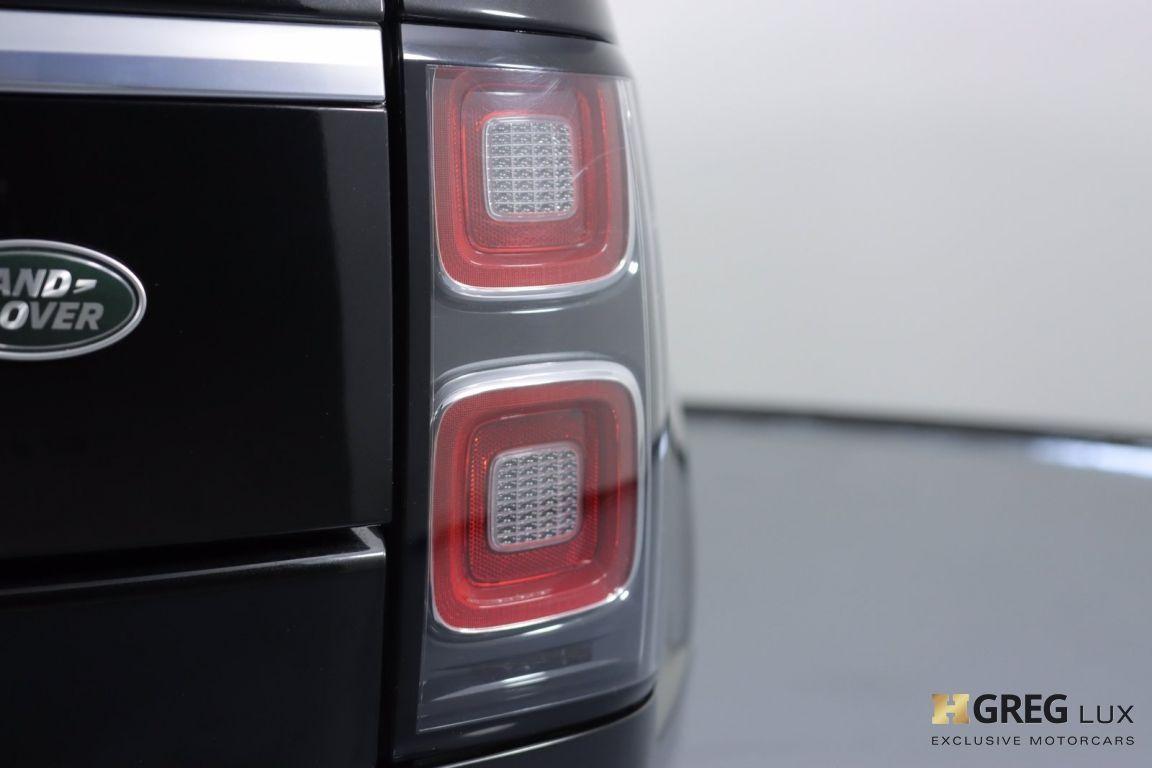 2018 Land Rover Range Rover 5.0L V8 Supercharged #20
