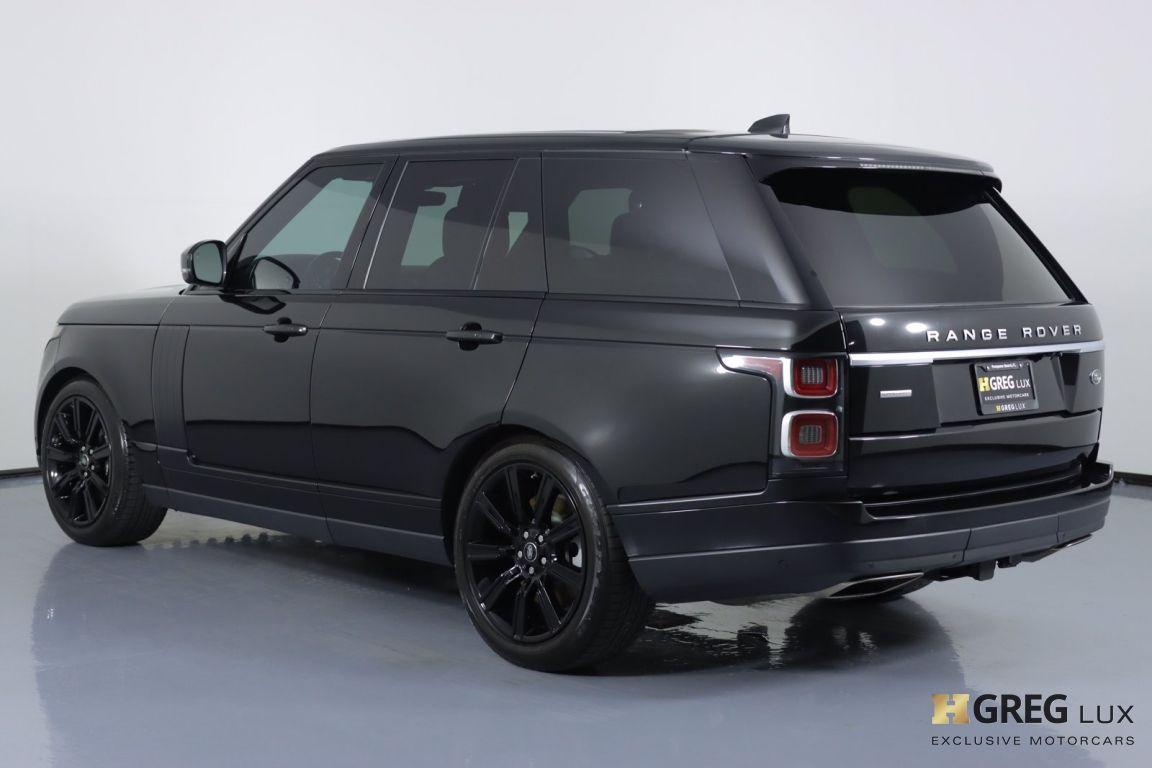 2018 Land Rover Range Rover 5.0L V8 Supercharged #23