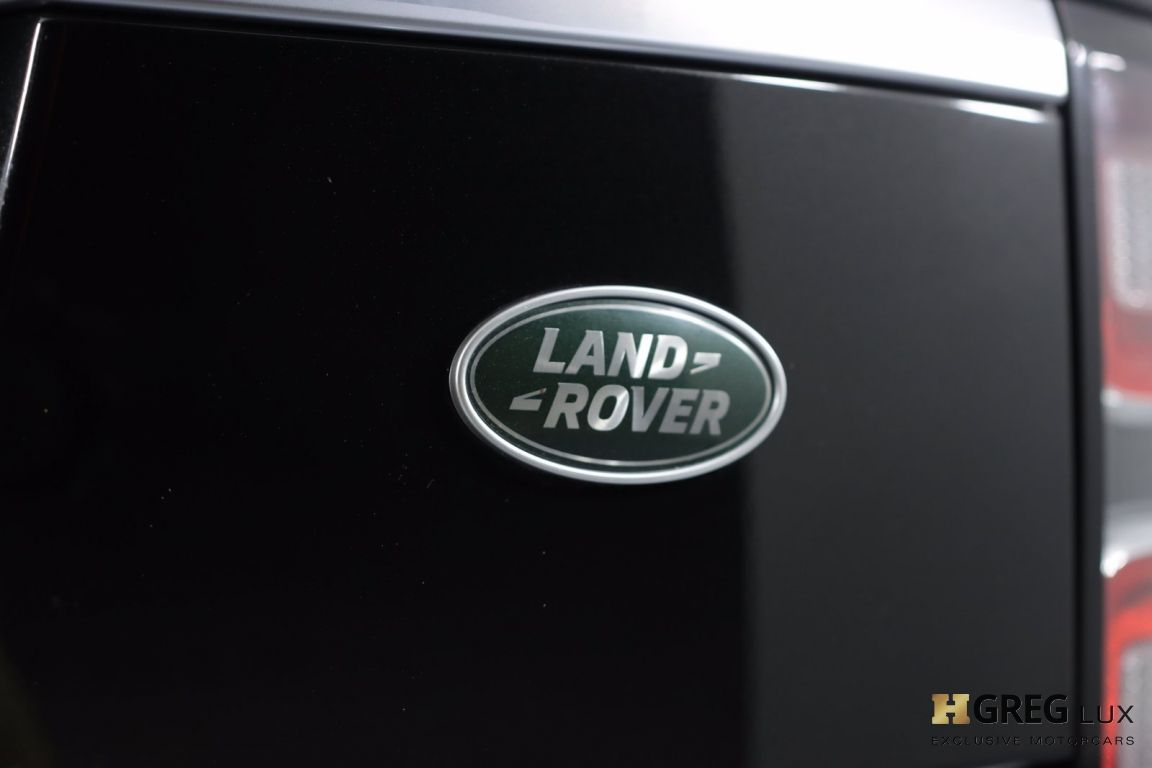 2018 Land Rover Range Rover 5.0L V8 Supercharged #21