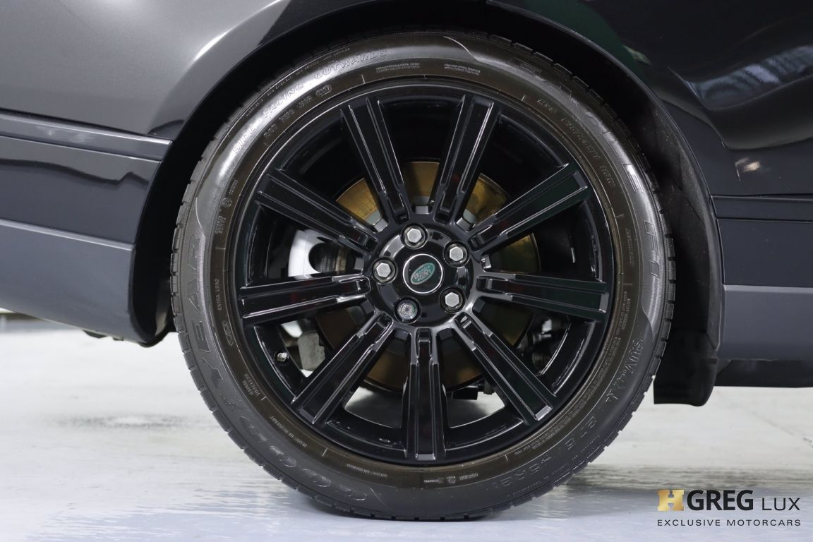 2018 Land Rover Range Rover 5.0L V8 Supercharged #16