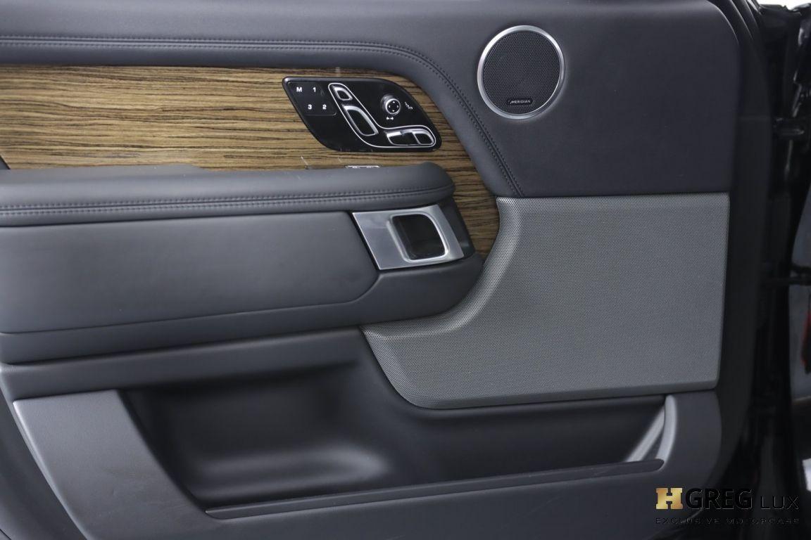 2018 Land Rover Range Rover 5.0L V8 Supercharged #39