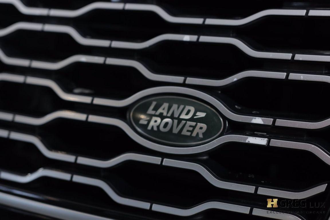 2018 Land Rover Range Rover 5.0L V8 Supercharged #8