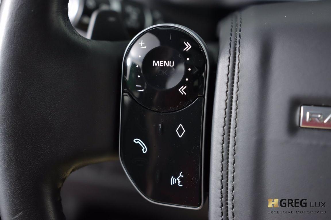 2018 Land Rover Range Rover 5.0L V8 Supercharged #51