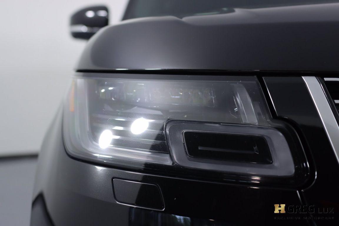 2018 Land Rover Range Rover 5.0L V8 Supercharged #6