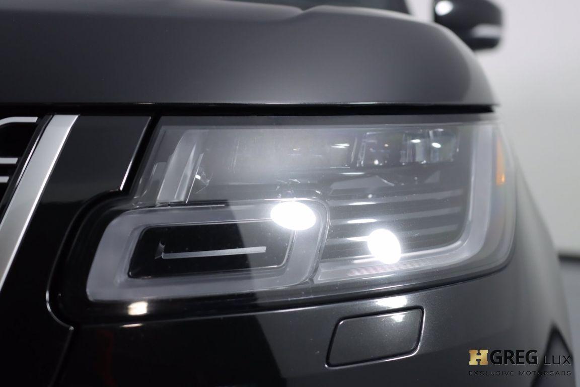2018 Land Rover Range Rover 5.0L V8 Supercharged #7