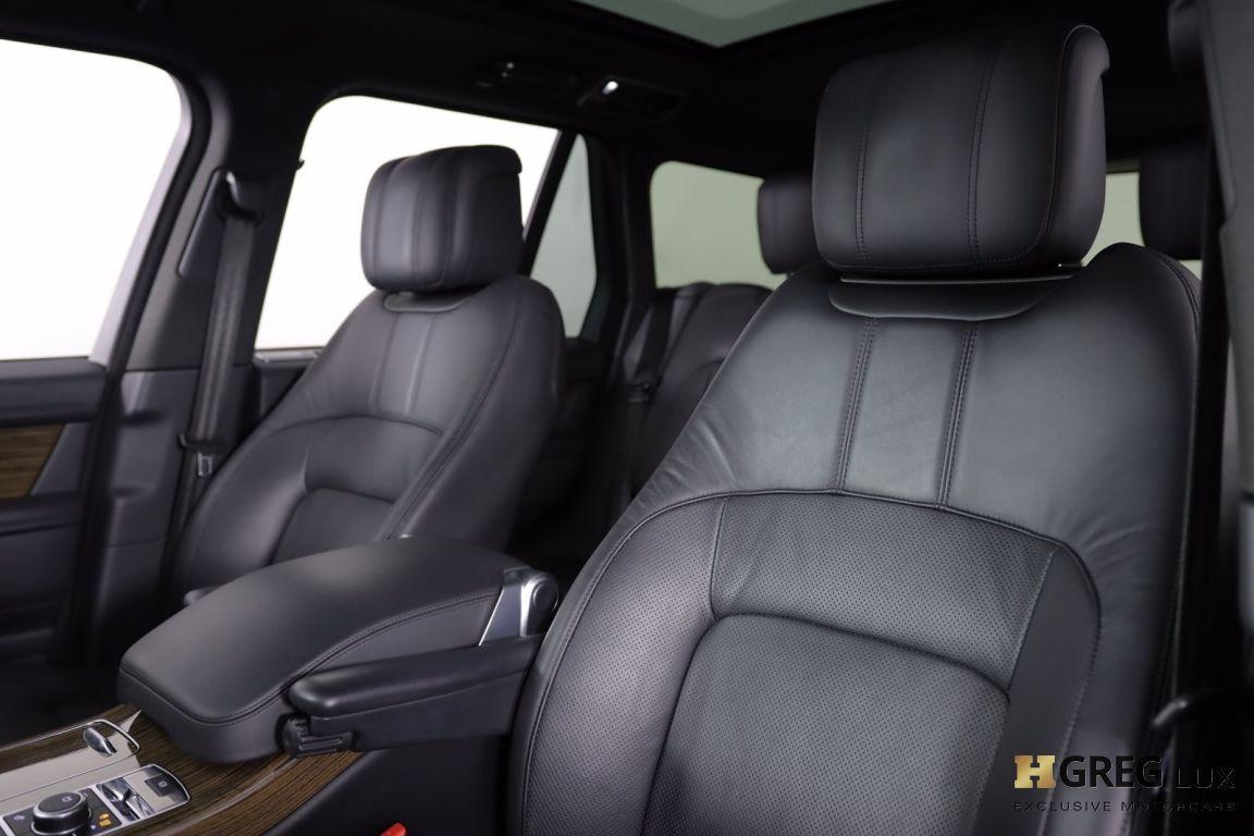 2018 Land Rover Range Rover 5.0L V8 Supercharged #30