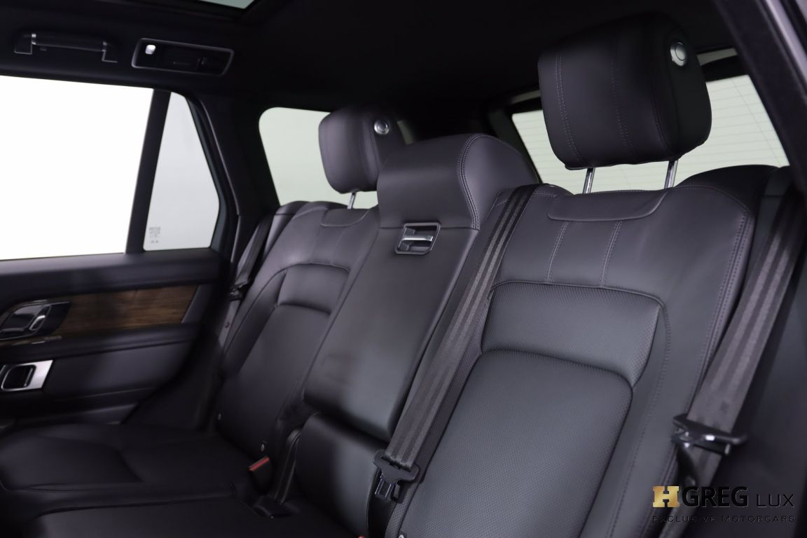 2018 Land Rover Range Rover 5.0L V8 Supercharged #32