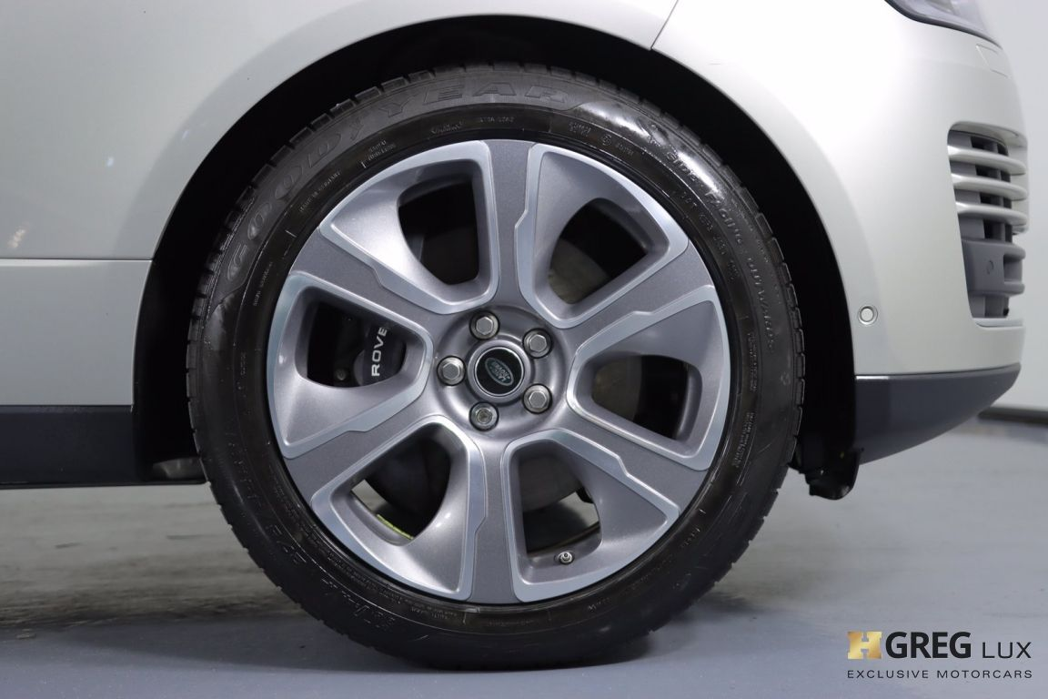 2018 Land Rover Range Rover 5.0L V8 Supercharged #10