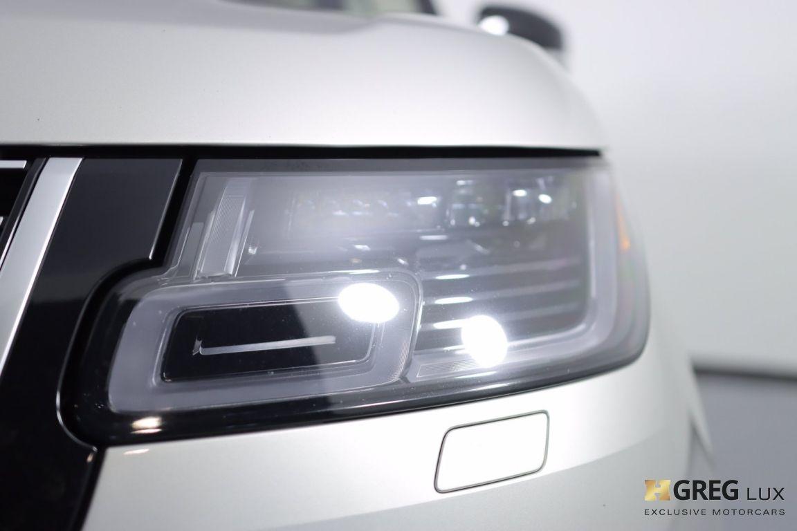 2018 Land Rover Range Rover 5.0L V8 Supercharged #4