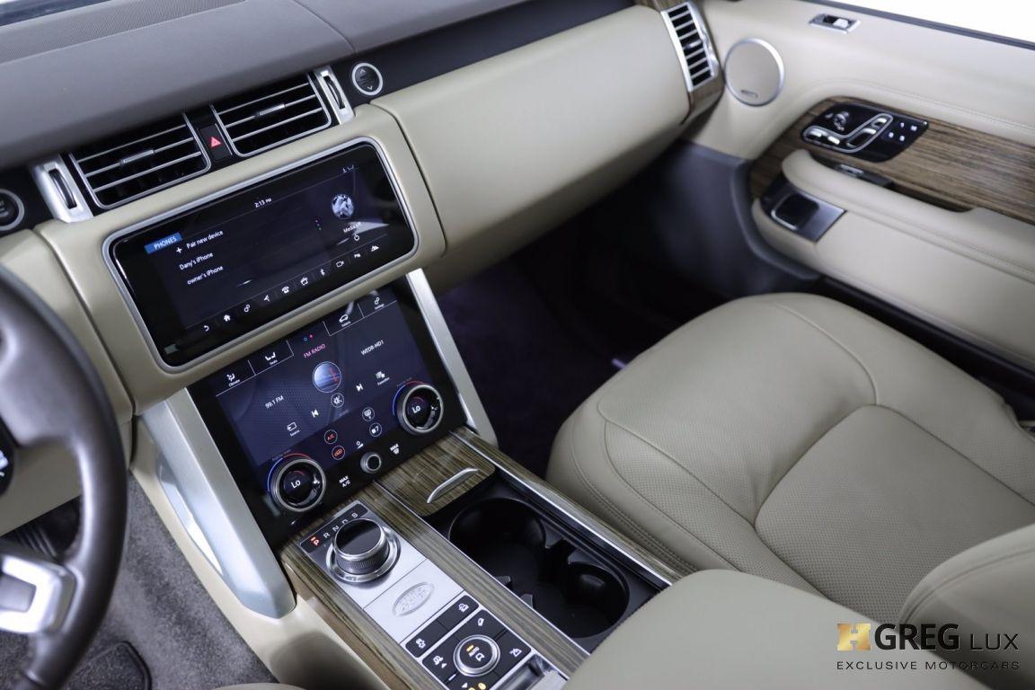 2018 Land Rover Range Rover 5.0L V8 Supercharged #41