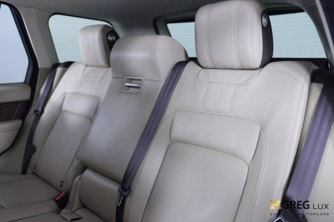 2018 Land Rover Range Rover 5.0L V8 Supercharged #31