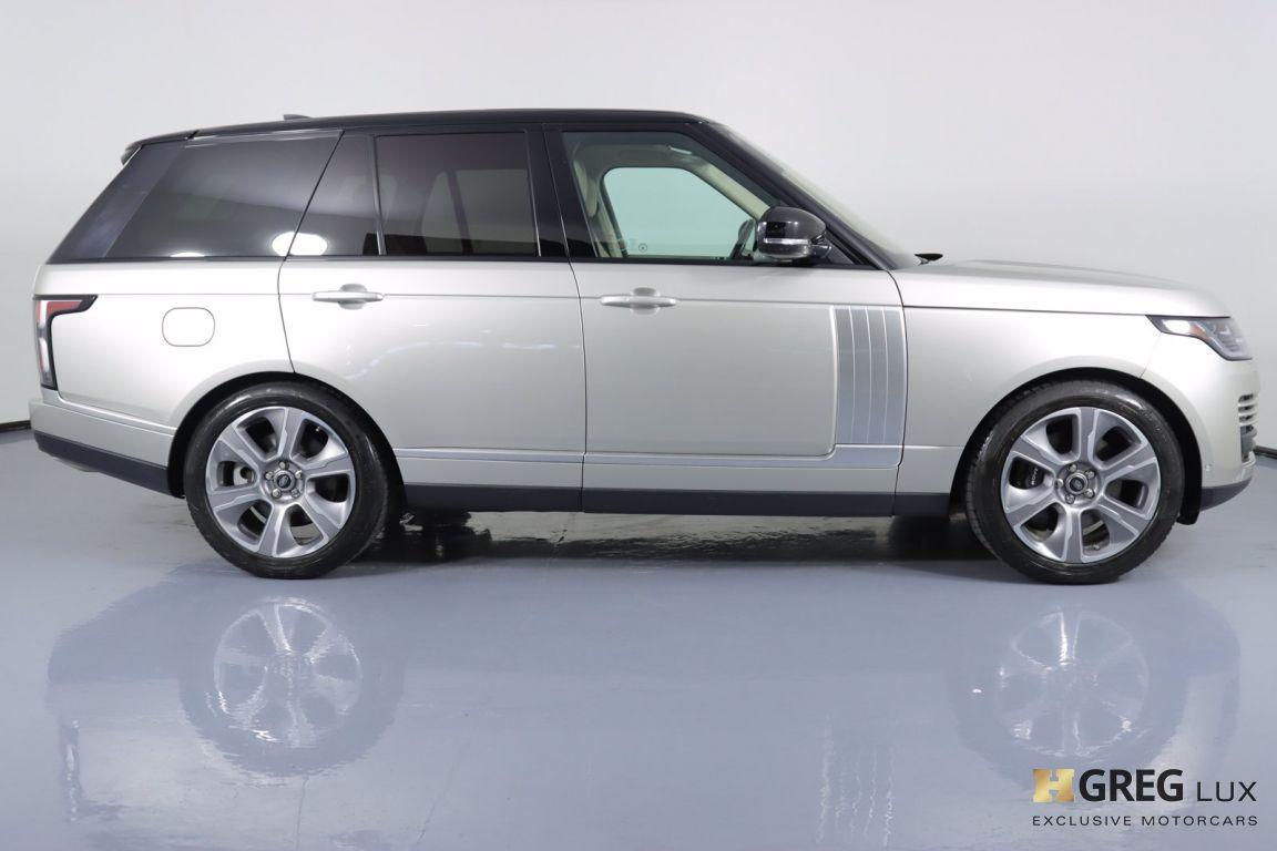 2018 Land Rover Range Rover 5.0L V8 Supercharged #9