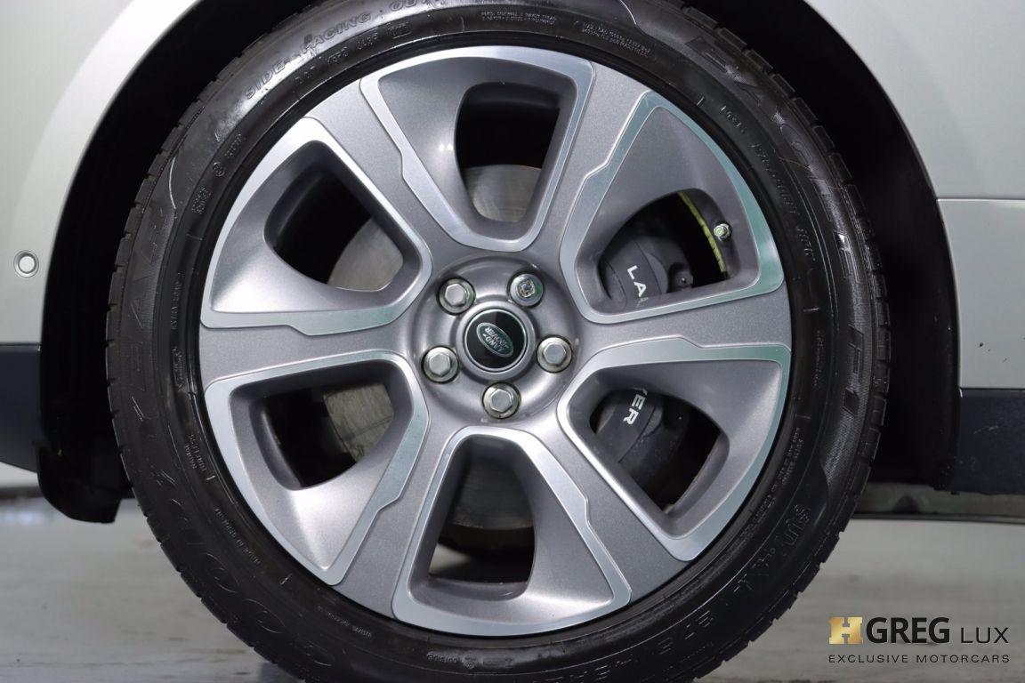 2018 Land Rover Range Rover 5.0L V8 Supercharged #24