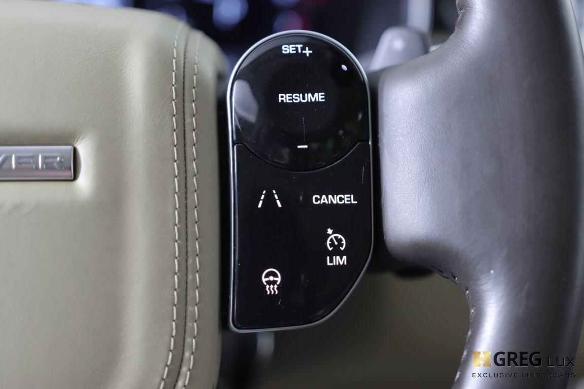 2018 Land Rover Range Rover 5.0L V8 Supercharged #52