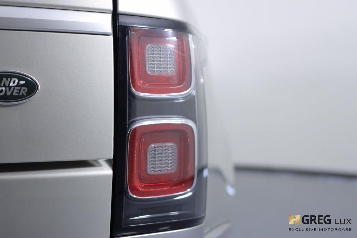 2018 Land Rover Range Rover 5.0L V8 Supercharged #17