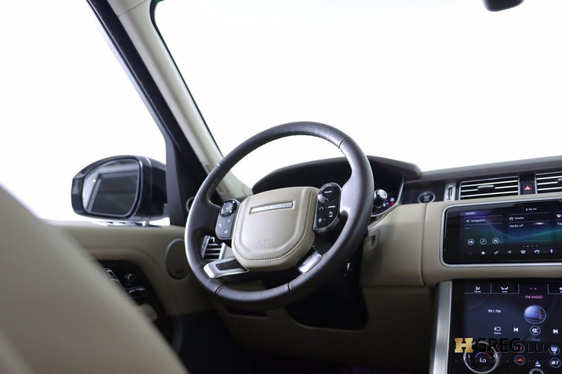 2018 Land Rover Range Rover 5.0L V8 Supercharged #49