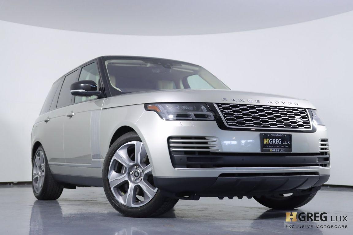 2018 Land Rover Range Rover 5.0L V8 Supercharged #28