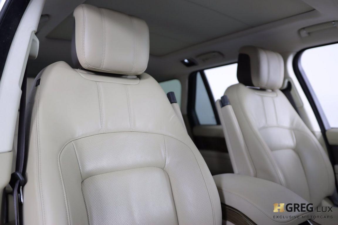 2018 Land Rover Range Rover 5.0L V8 Supercharged #33