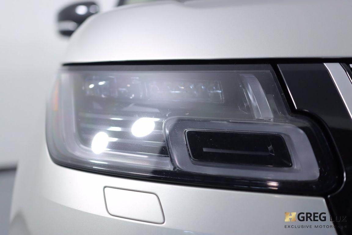 2018 Land Rover Range Rover 5.0L V8 Supercharged #3