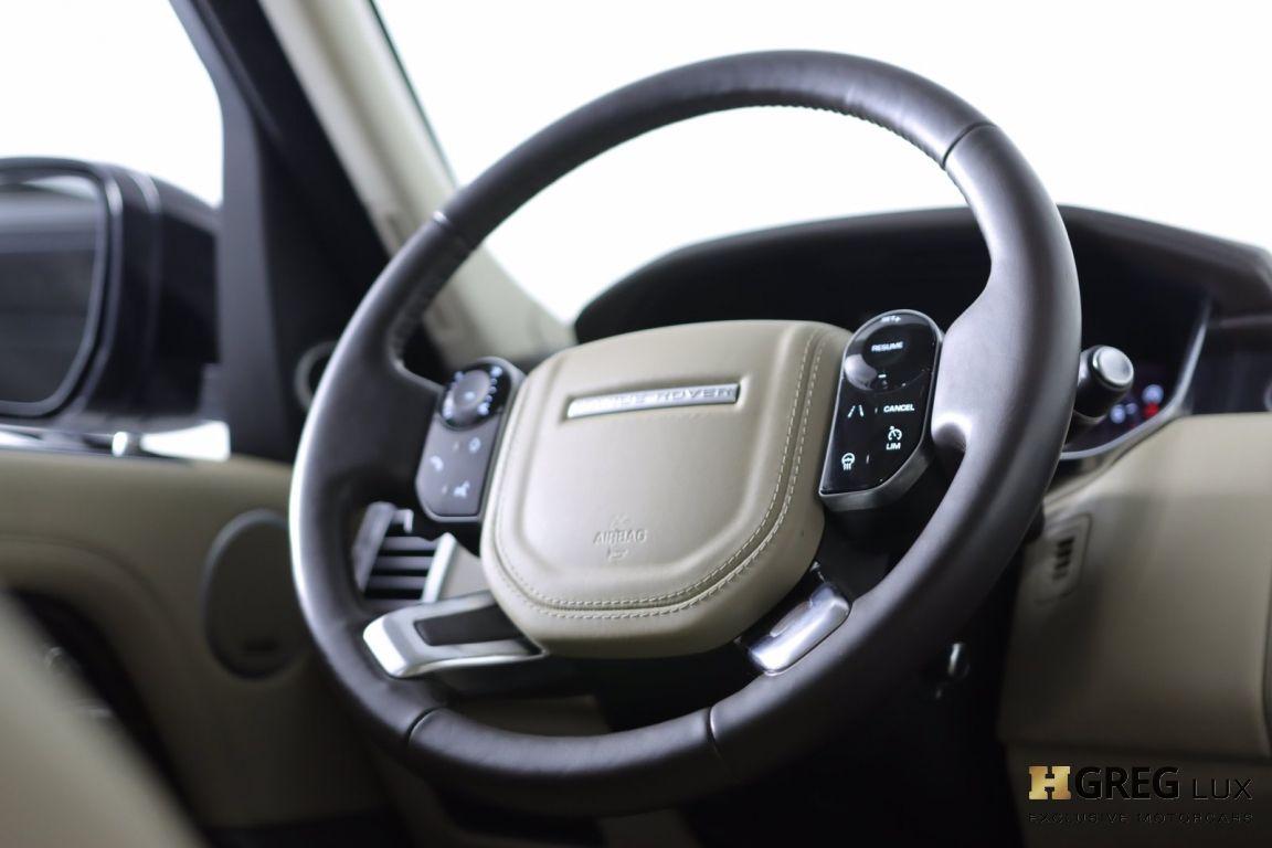 2018 Land Rover Range Rover 5.0L V8 Supercharged #50