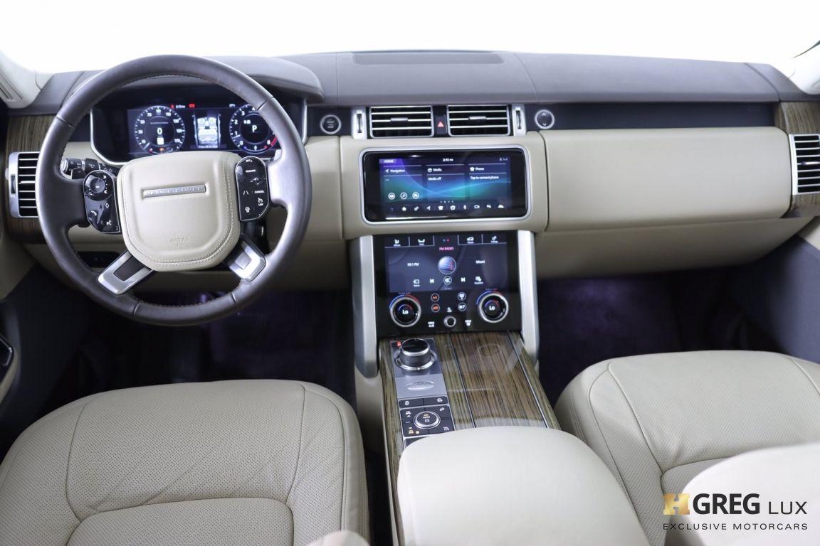 2018 Land Rover Range Rover 5.0L V8 Supercharged #54