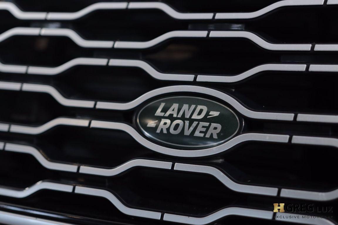 2018 Land Rover Range Rover 5.0L V8 Supercharged #5