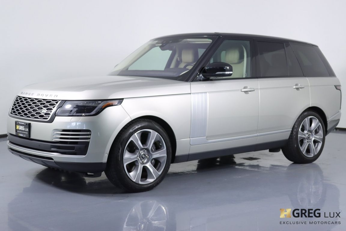 2018 Land Rover Range Rover 5.0L V8 Supercharged #27
