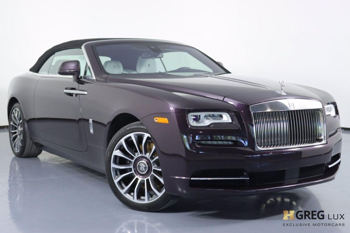 2018 Rolls Royce Dawn  #3