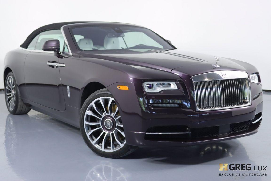 2018 Rolls Royce Dawn  #5