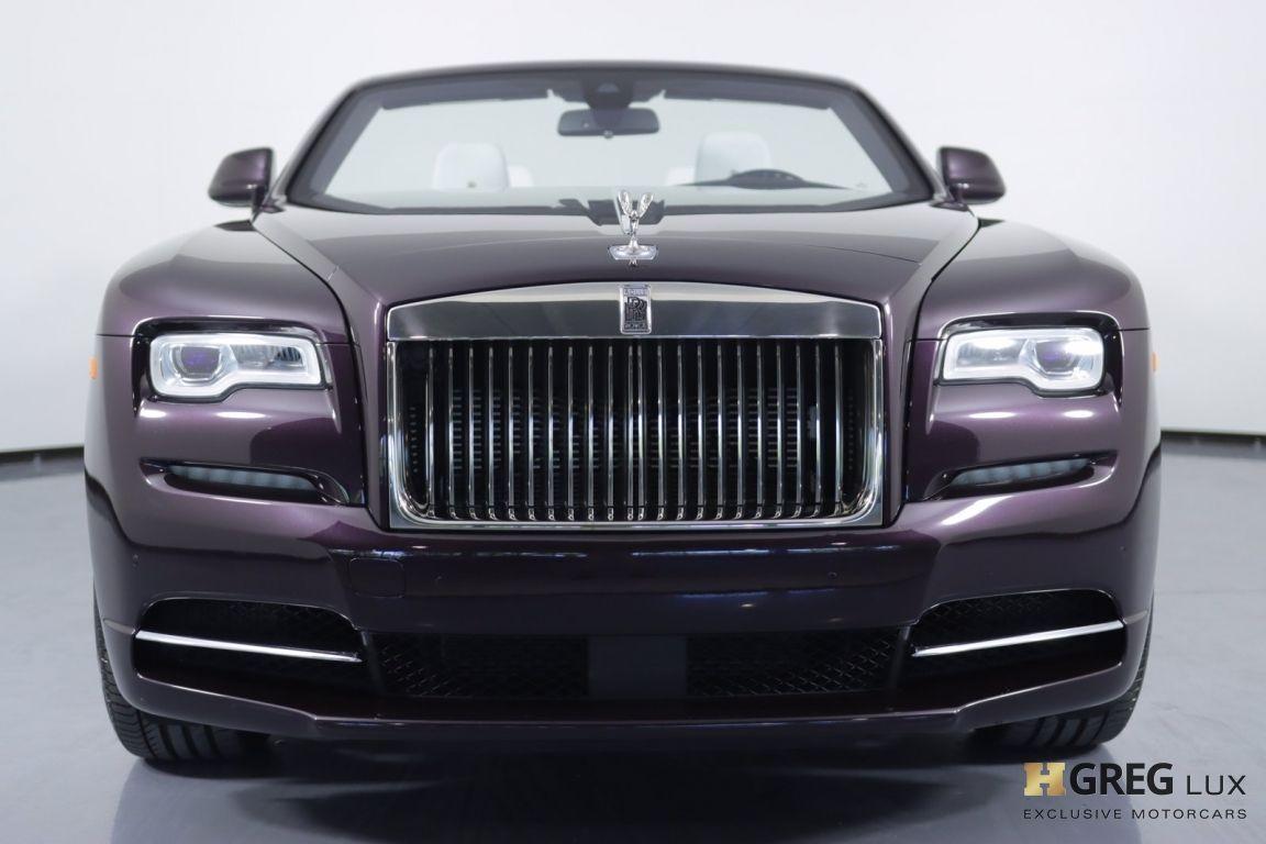 2018 Rolls Royce Dawn  #7