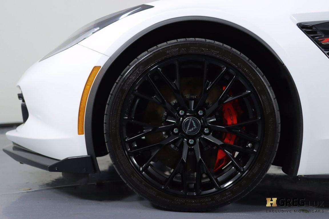 2017 Chevrolet Corvette Z06 3LZ #24