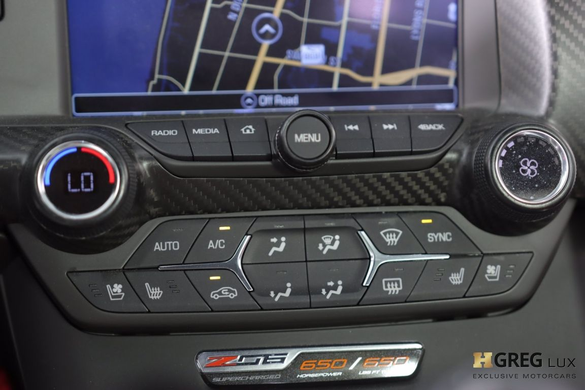 2017 Chevrolet Corvette Z06 3LZ #39