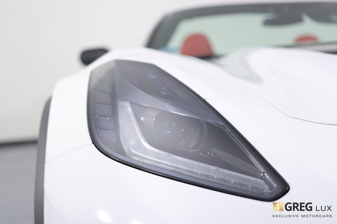 2017 Chevrolet Corvette Z06 3LZ #6