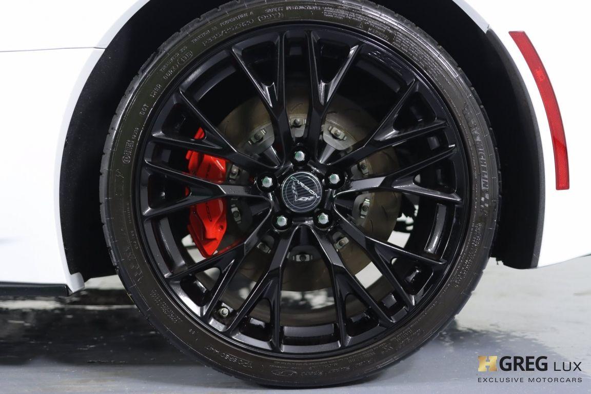 2017 Chevrolet Corvette Z06 3LZ #27