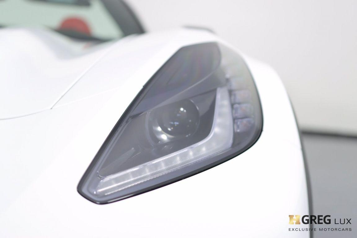 2017 Chevrolet Corvette Z06 3LZ #7
