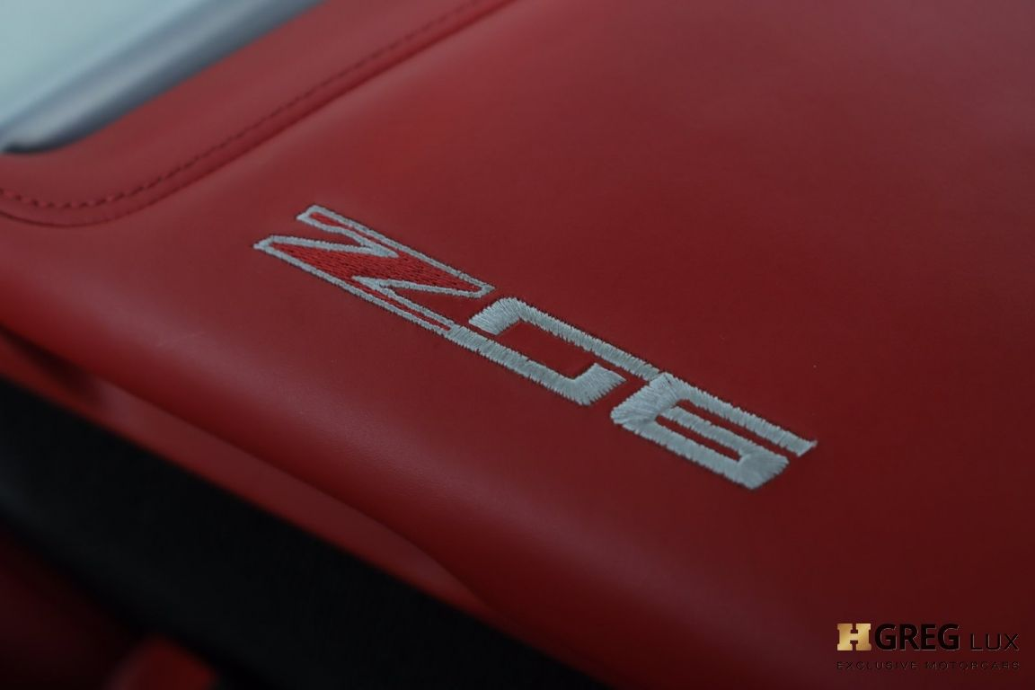2017 Chevrolet Corvette Z06 3LZ #42
