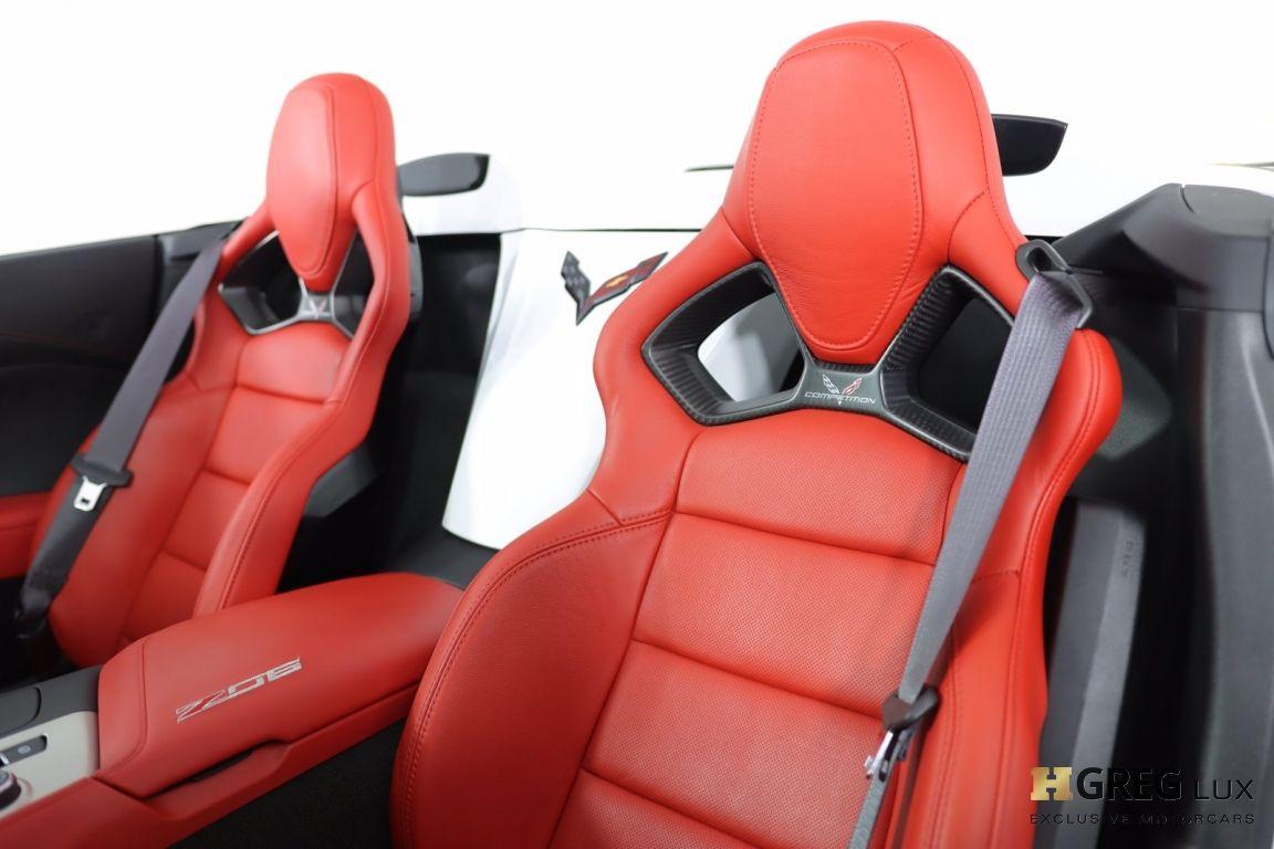 2017 Chevrolet Corvette Z06 3LZ #2
