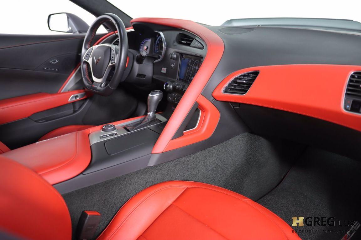 2017 Chevrolet Corvette Z06 3LZ #30
