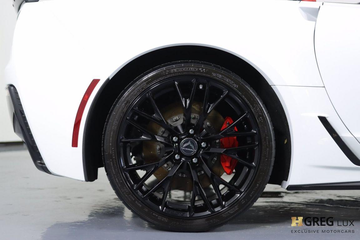 2017 Chevrolet Corvette Z06 3LZ #15