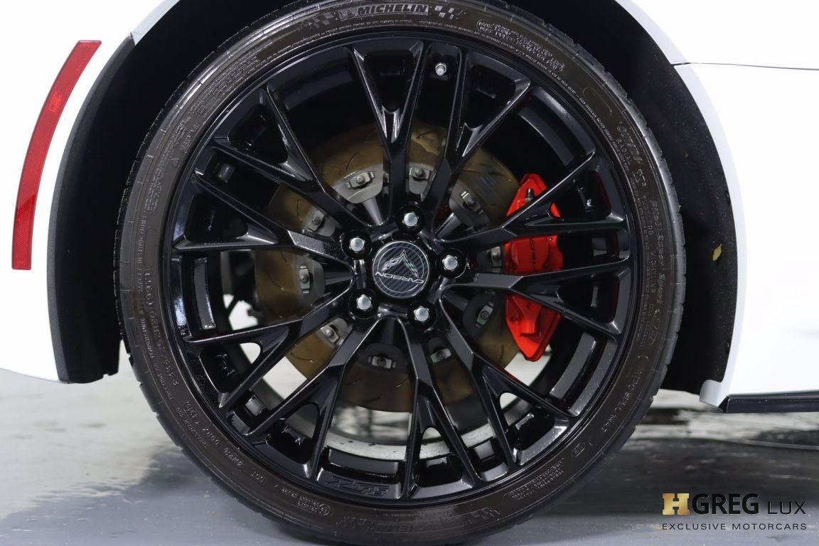 2017 Chevrolet Corvette Z06 3LZ #16