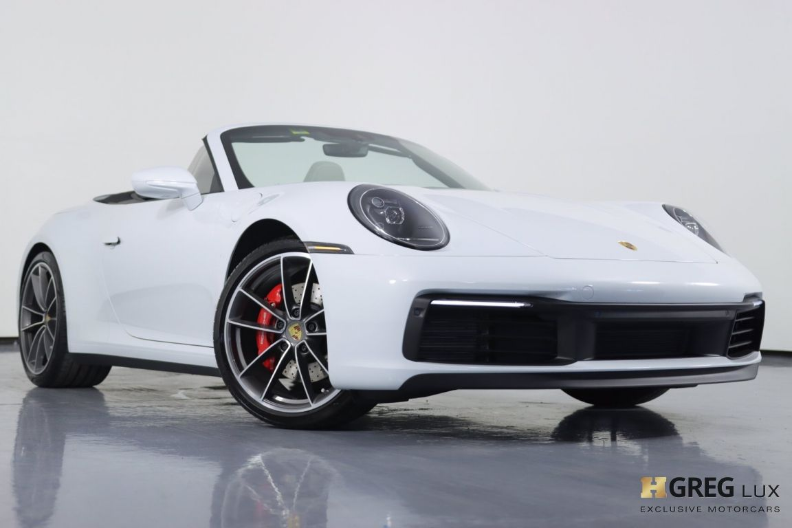 2020 Porsche 911 Carrera S #29