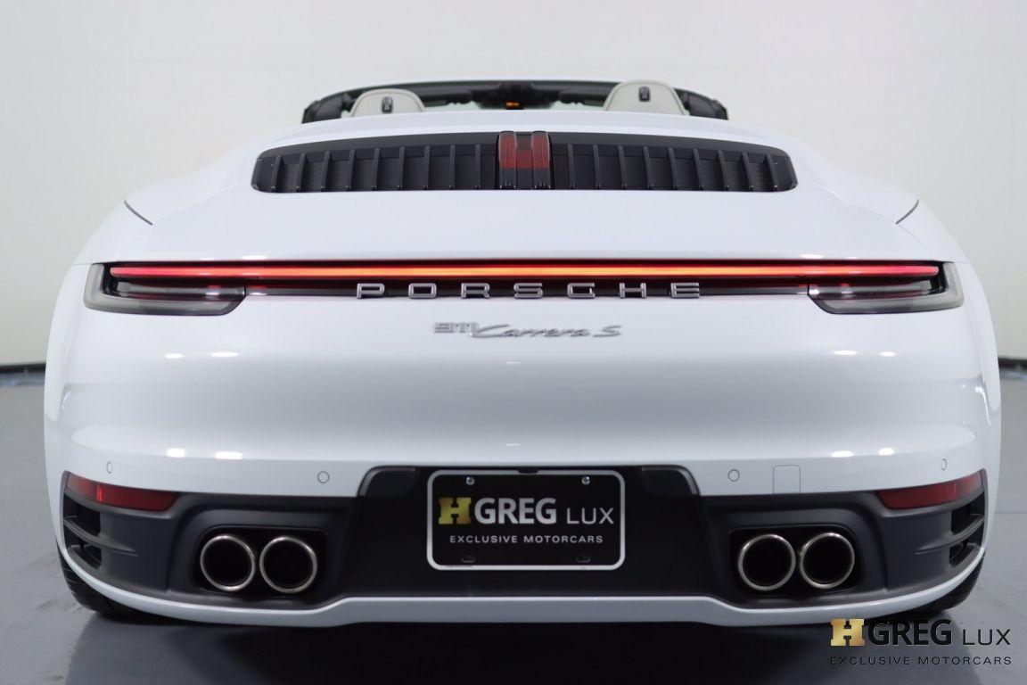 2020 Porsche 911 Carrera S #18